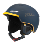 Kask Bolle Beat Soft Navy & Mustard 2017/18