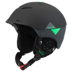 Kask Bolle Synergy Soft Black & Green 2017/18